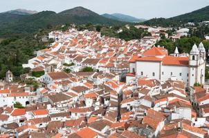Village of Castelo de Vide (Portugal)