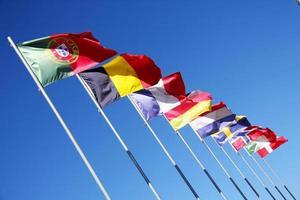 bandeiras europeias