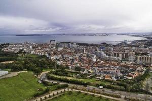 Coastline Almada city
