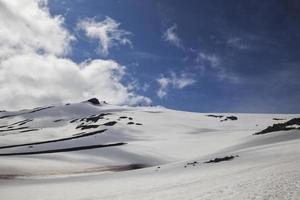 View from Snaefellsjokull