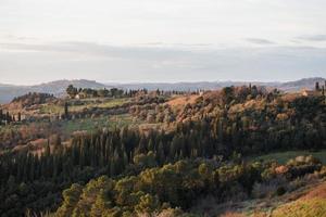 vista da castelfalfi