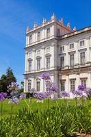 Ajuda National Palace of Lisbon, Portugal