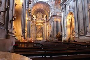 Lisbon Church, Portugal
