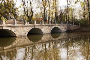 Warsaw.Lazienki Royal park