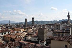 Florencia, Toscana, Italia foto