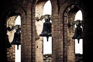 Church bells in Siena