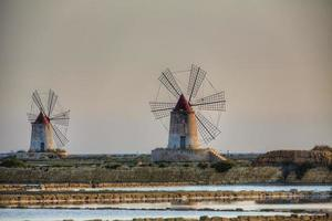 Salt Mills photo