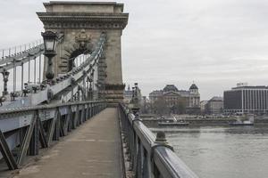 Chain Bridge is the quintessential symbol to Budapest