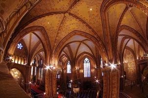 Iglesia de Matías, Budapest, Hungría