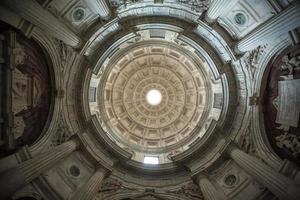 cúpula cappella caracciolo chiesa san giovanni a carbonara napol