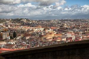 Nápoles, paisaje de San Martín