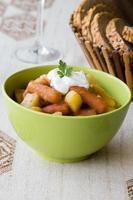 potato and carrot goulash