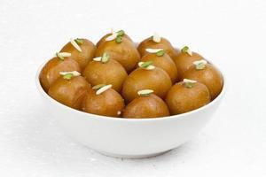 comida dulce gulab jamun