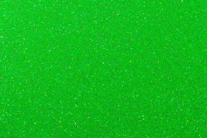 Light Green glitter paper background