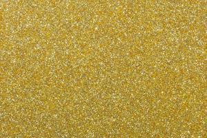 Dark gold glitter paper background