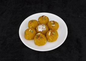 dulces de motichoor laddu