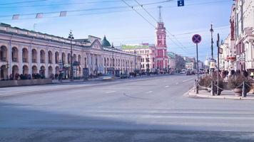 nevskiy prospekt3. st. Petersburgo. Rússia