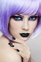 Make-up photo