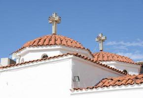 Panagia church in Ierapetra, Crete photo