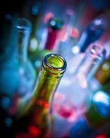botellas foto