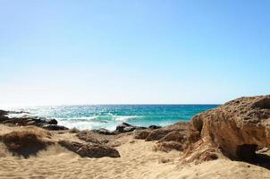 Falassarna, one of the most beautiful beaches in Crete