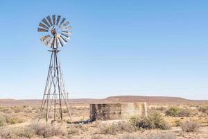 Rural Karoo scene