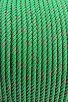 Green ropes Reels