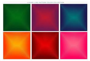 Minimal colorful halftone gradient covers