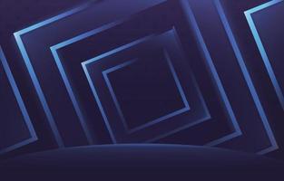 Futuristic and Elegant Blue Gradient Light Background vector