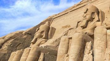 abu simbel, egypte
