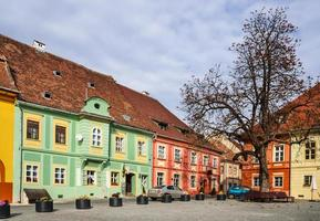 Sighisoara medieval city, Romania