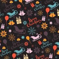 Christmas Pattern Design vector