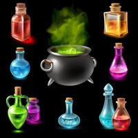 Potion Pot Cauldron Set