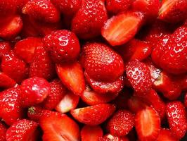 cortar fresas