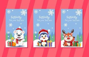 Happy and cute Festivity Banner