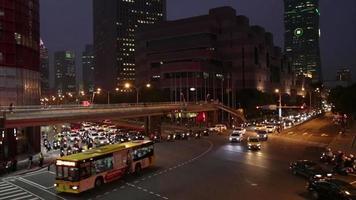 distrito financeiro de xinyi em taipei video