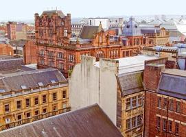 Retro look Glasgow photo