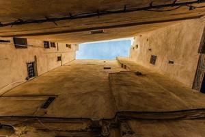 la estrecha medina de fez marruecos foto