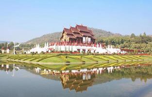 ROYAL FLORA RATCHAPHRUEK Chiangmai Thailand