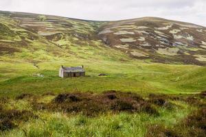 Schottischer Highlands Landchaft