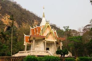 Beautiful Thai Temple , temple in Loei photo