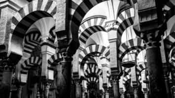 Mosque-Cathedral of Cordoba photo