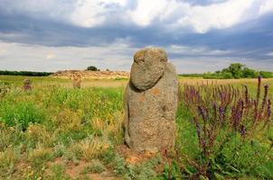 ídolo de piedra