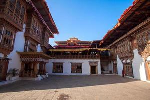 Punakha Dzong, Bhutan photo
