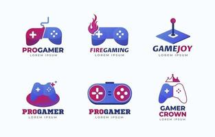 Gaming Logo Collection