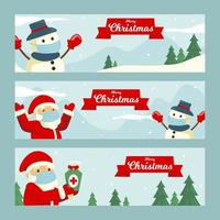 Christmas Greeting Web Banner