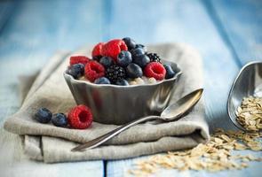 Oatmeal and Fruit
