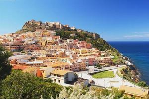 Castelsardo, Sardinia photo