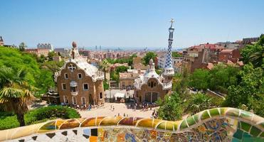 Park Guell photo