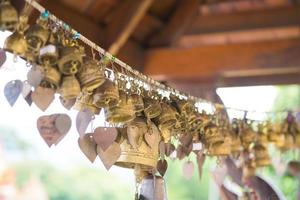 bell Thai style in Chalong Temple